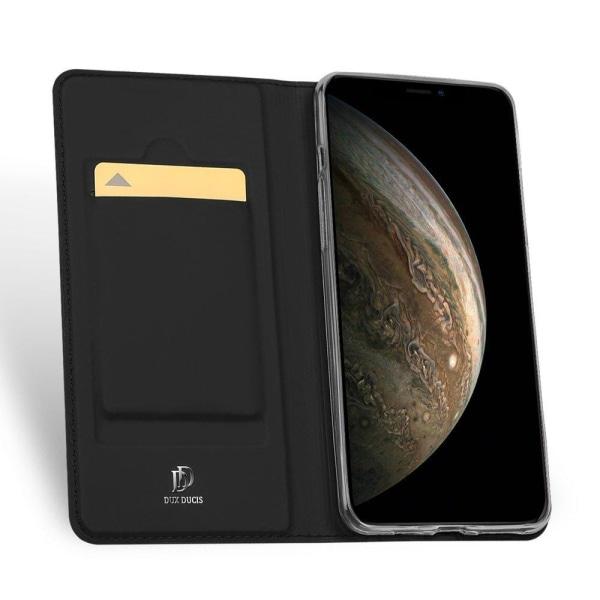 Dux Ducis Plånboksfodral iPhone 12 Pro Max Svart