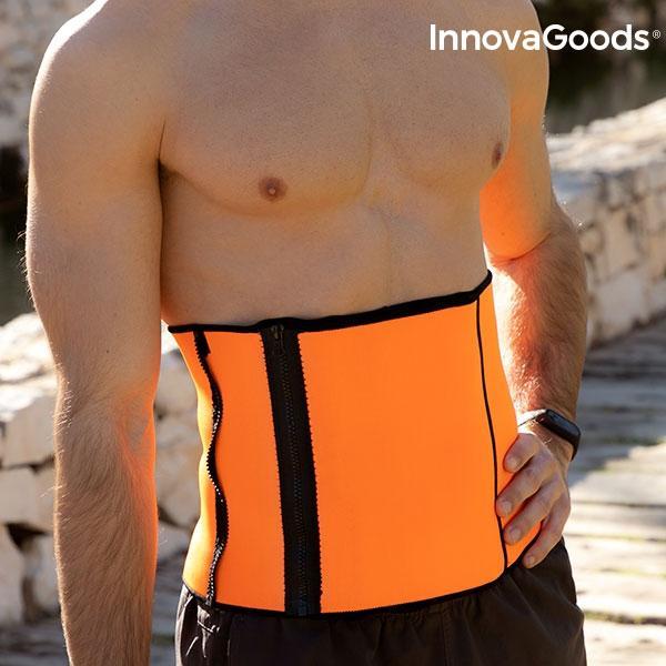 InnovaGoods Bastubälte / Förbränningsbälte Orange