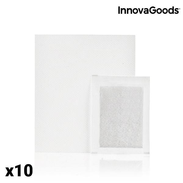 InnovaGoods Detox Fotplåster 10-Pack