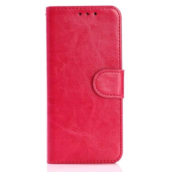 Plånboksfodral Samsung S10 Plus, 3 kort/ID, Rosa Rosa