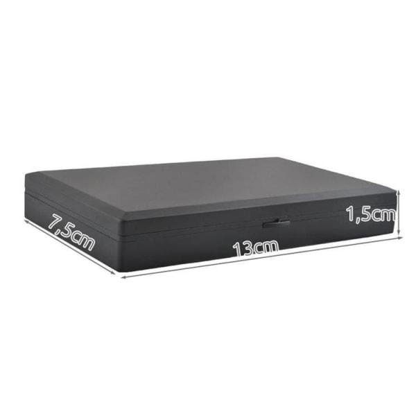 Professional Pocketvåg / Digitalvåg 0.01g-200g Svart