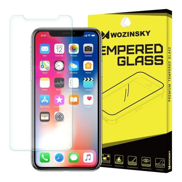 Skärmskydd Huawei P20 Pro i härdat glas Transparent