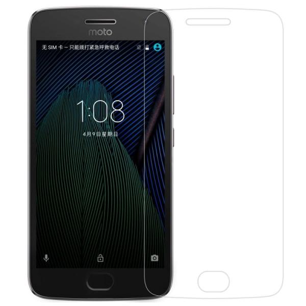 Skärmskydd, Motorola Moto G5 Plus i härdat glas