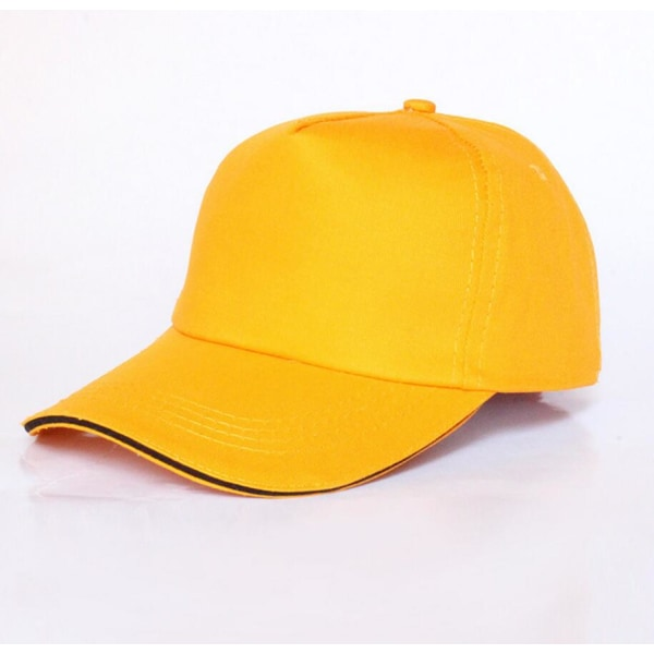 Baseball Cap  Orange