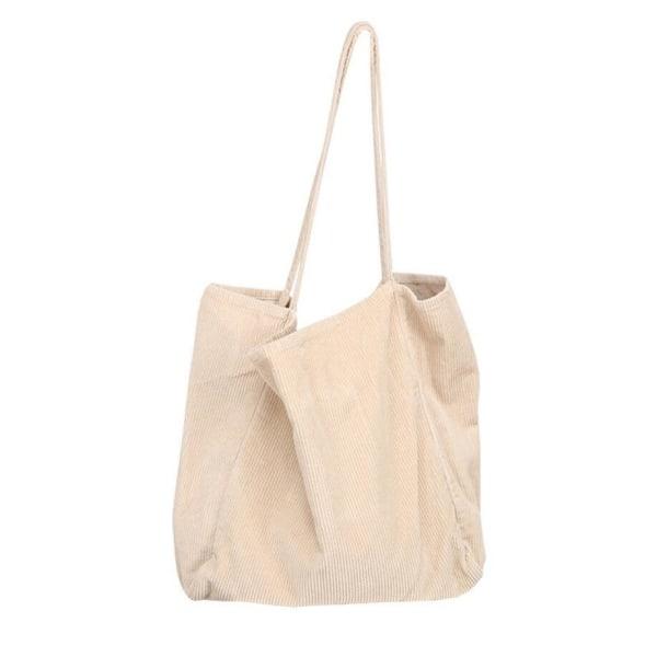 Cord Tote Bag  Grön