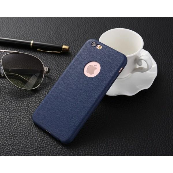TPU Skin Case Iphone 7 Blå