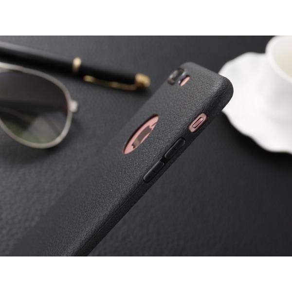 TPU Skin Case Iphone 7 Svart