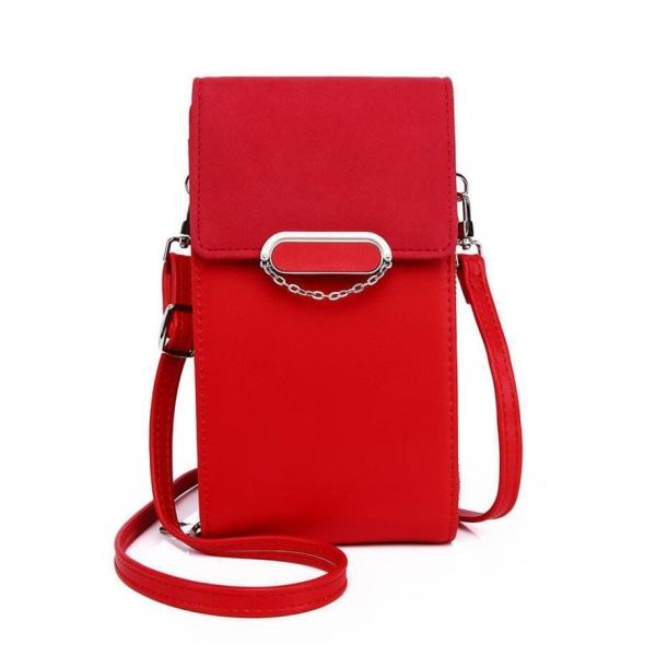 Vertical shoulder bag Rosa