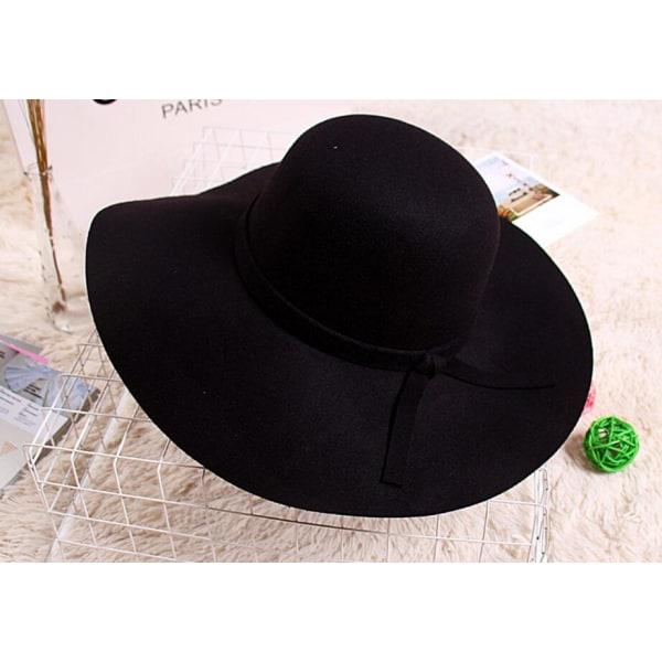 Vintage Hat  Röd