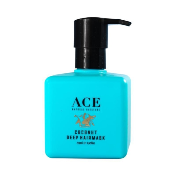 Ace Cococnut Deep Hair Masque 250ml Transparent