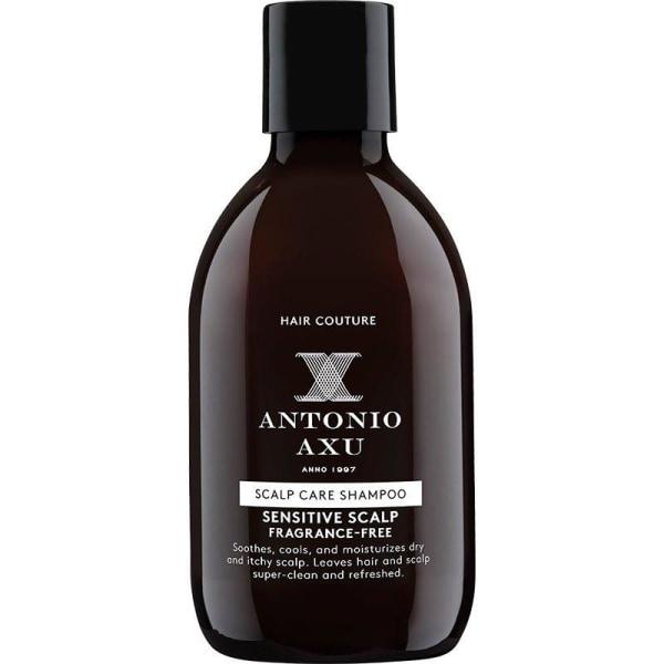Antonio Axu Scalp Care Shampoo Sensitive Scalp 300ml Transparent