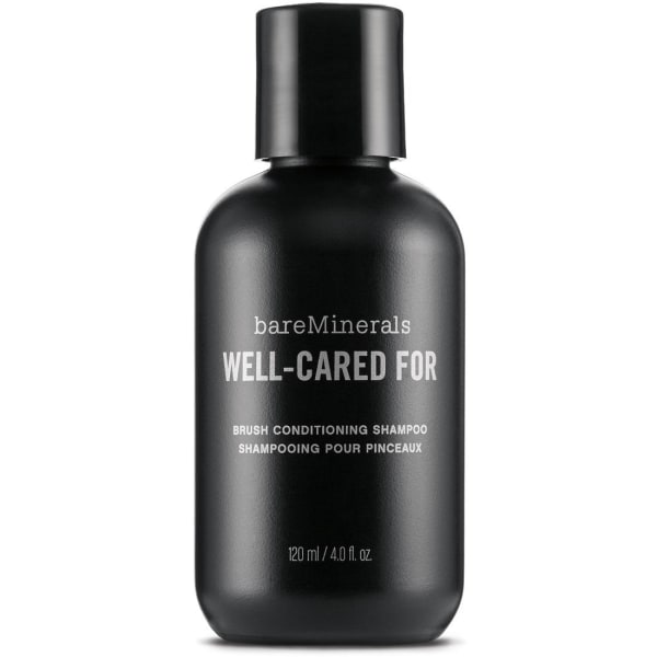BareMinerals Well-Cared For Brush Conditioning Shampoo 120ml Transparent