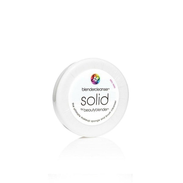 BeautyBlender Mini Cleanser Solid Transparent