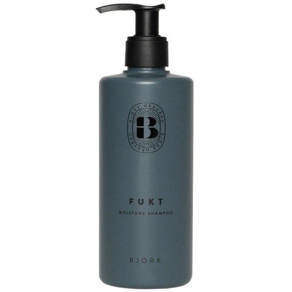 Björk Fukt Moisture Shampoo 300ml Transparent