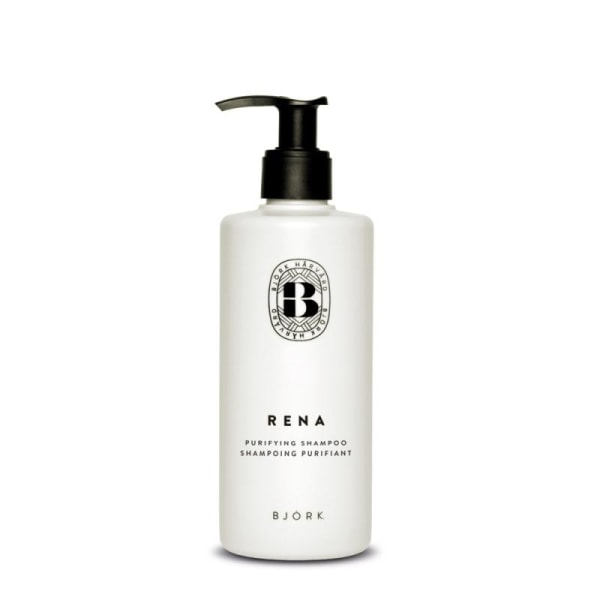 Björk Rena Purifying Shampoo 300ml Transparent