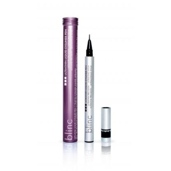 blinc Ultrathin Liquid Eyeliner Pen Black Transparent