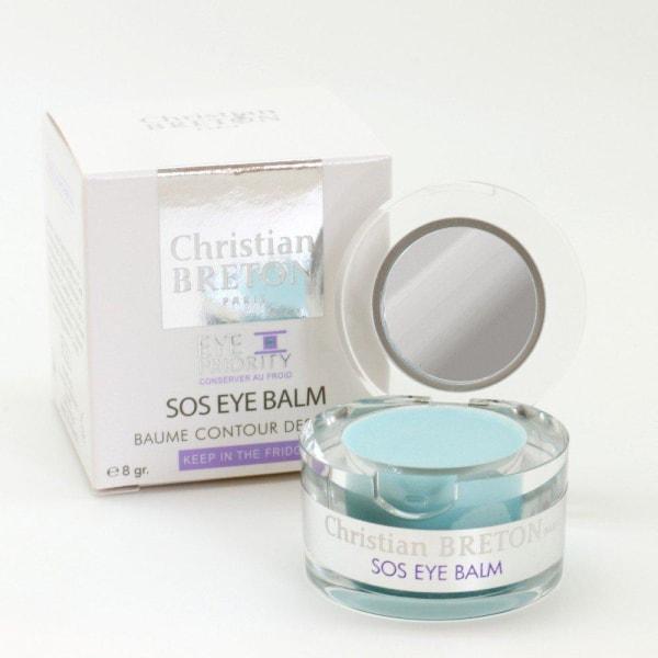 Christian Breton Sos Eye Balm 8g Transparent