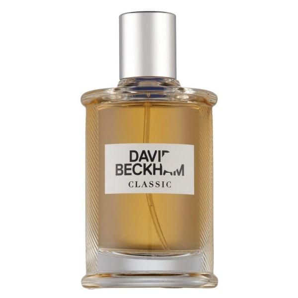 David Beckham Classic Edt 40ml  Transparent