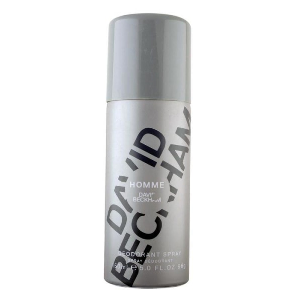 David Beckham Homme Deo Spray 150ml Transparent