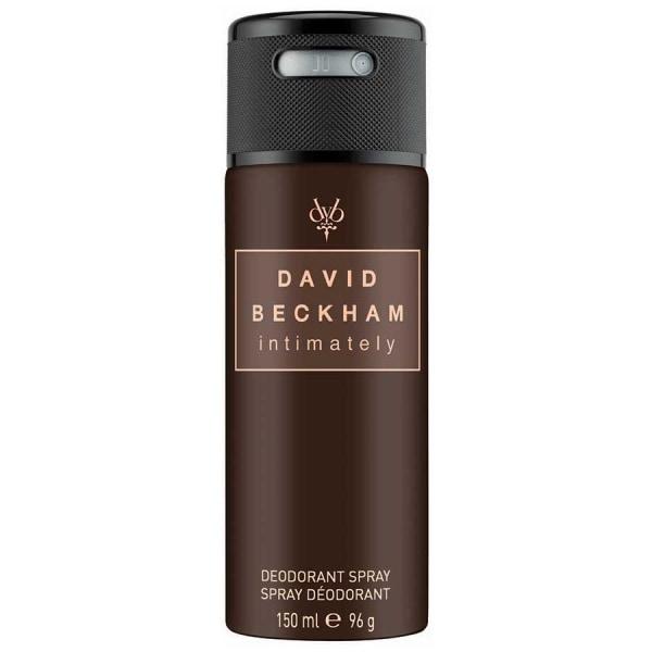 David Beckham Intimately Men Deospray 150ml Transparent