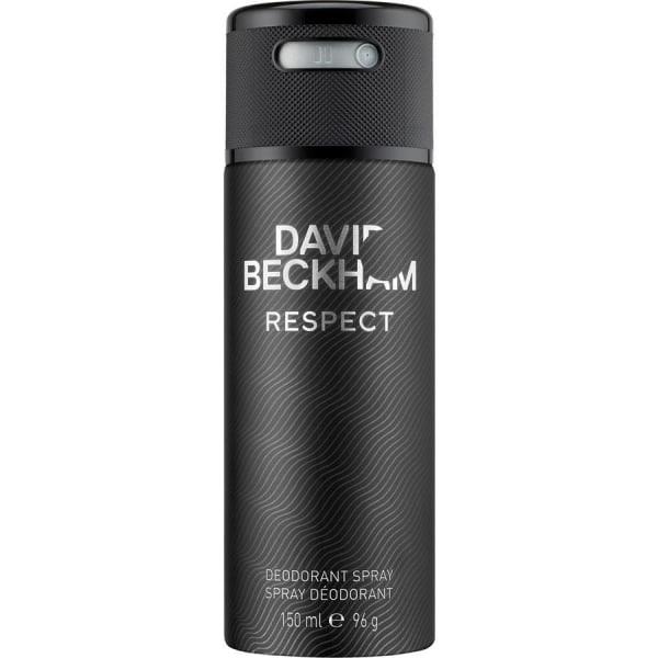 David Beckham Respect Deo Spray 150ml Transparent