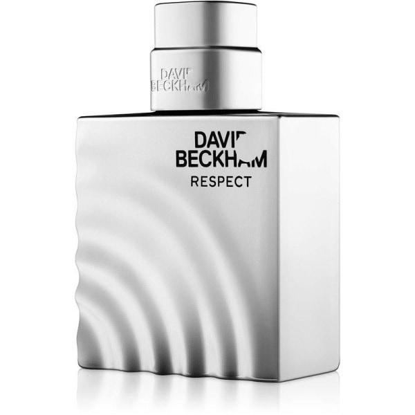 David Beckham Respect Edt 60ml Transparent