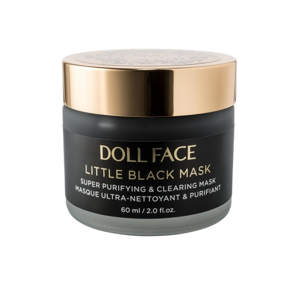 Doll Face Little Black Mask 60ml Transparent