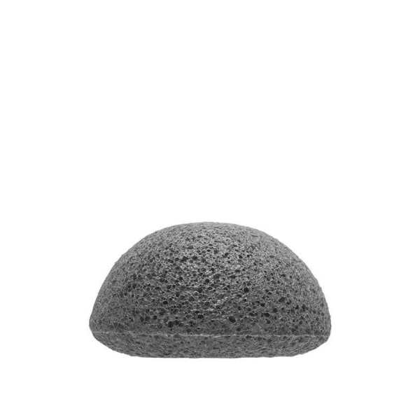 Doll Face Pretty Puff Bamboo Charcoal Clarifying Sponge Transparent