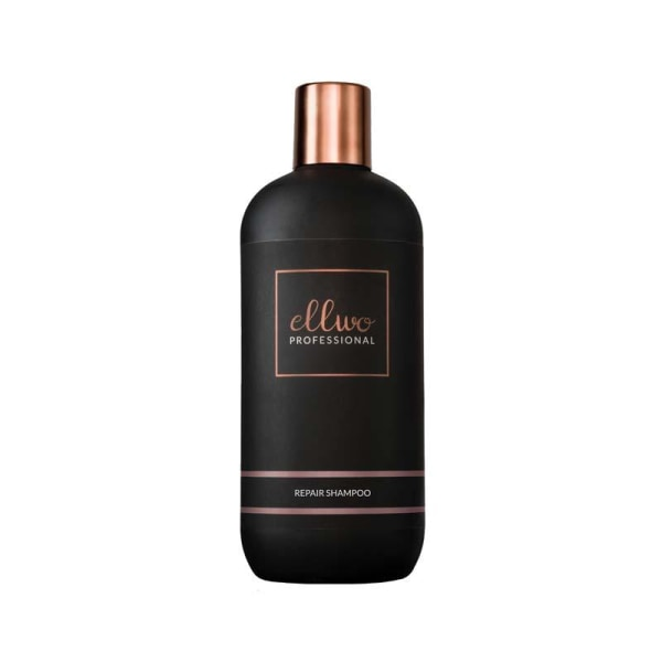 Ellwo Repair Shampoo  350ml Transparent