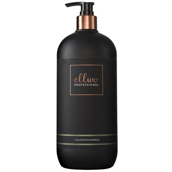 Ellwo Volumizing Shampoo 1000ml Transparent