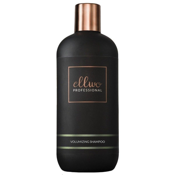 Ellwo Volumizing Shampoo 350ml Transparent