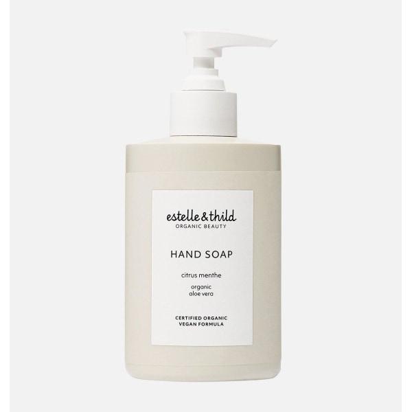 Estelle & Thild Citrus Menthe Hand Soap 250ml Transparent