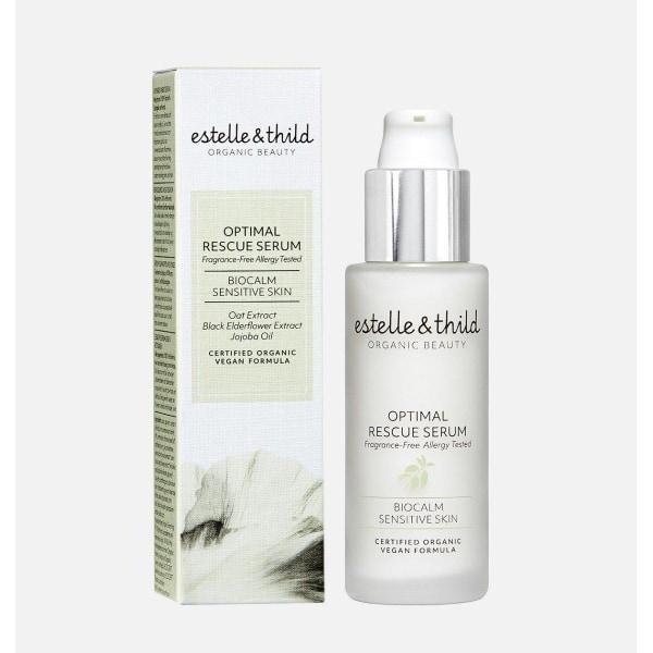 Estelle & Thild Optimal Rescue Serum 30ml Transparent
