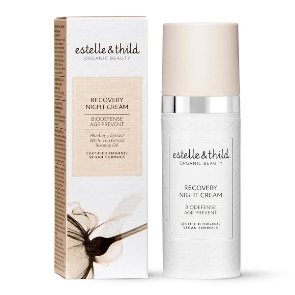 Estelle & Thild Recovery Night cream 50ml Transparent