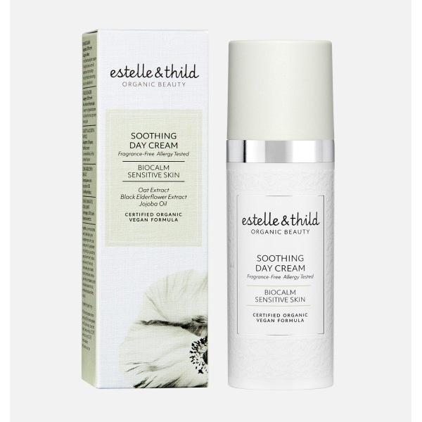 Estelle & Thild Soothing Day Cream 50ml Transparent