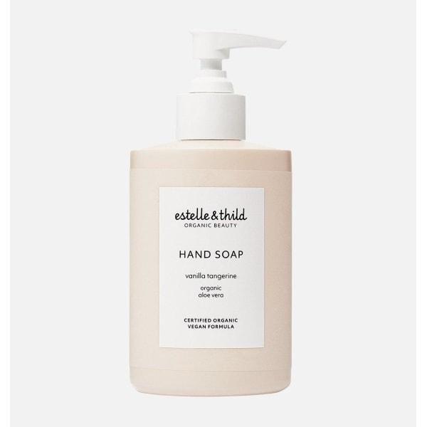 Estelle & Thild Vanilla Tangerine Hand Soap 250ml Transparent