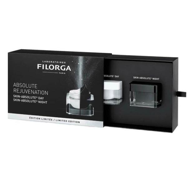 Filorga Skin-Absolute Day/Night Set Transparent