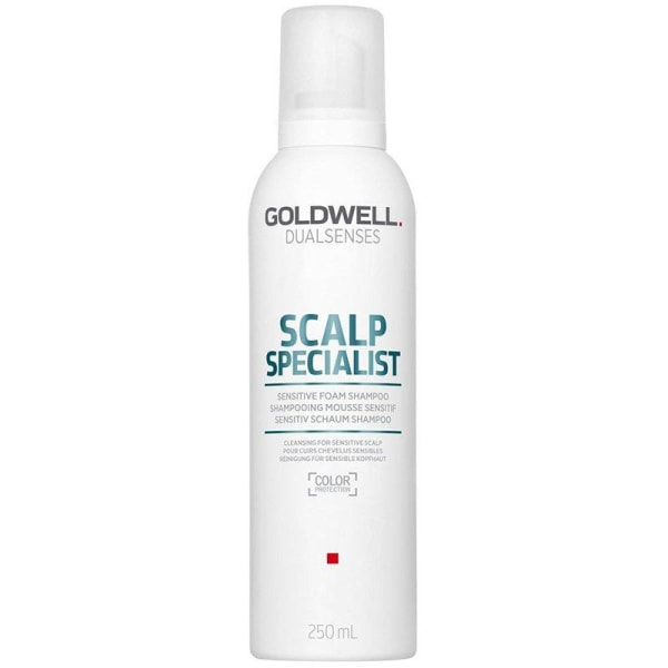 Goldwell Dualsenses Scalp Specialist Sensitive Foam Shampoo 250m Transparent