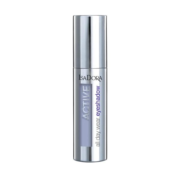 Isadora Active All Day Wear Eyeshadow Lavender Blue Transparent