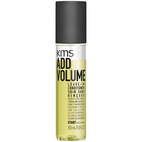 KMS Add Volume Leave-In Conditioner 150ml Transparent
