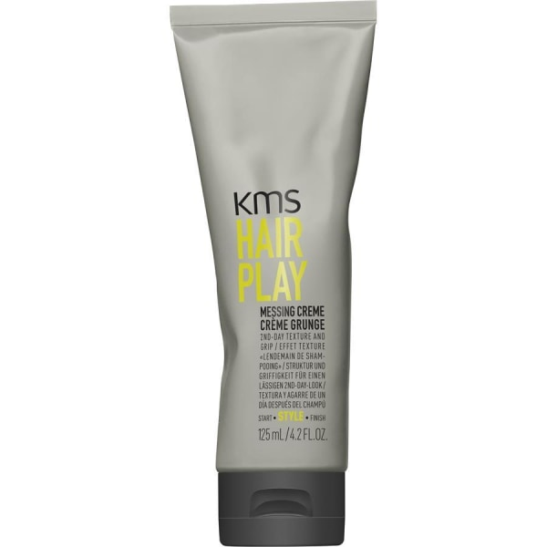 KMS HairPlay Messing Creme 125ml Transparent