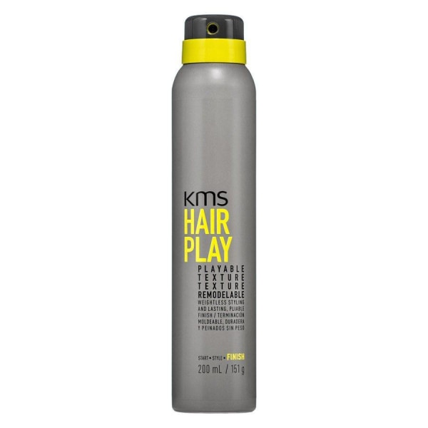 KMS HairPlay Playable Texture 200ml Transparent