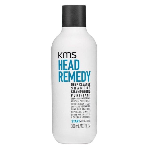 KMS Head Remedy Deep Cleanse Shampoo 300ml Transparent