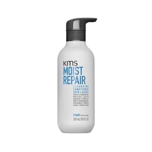 KMS Moist Repair Cleansing Conditioner 300ml Transparent
