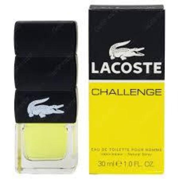 Lacoste Challenge Edt 30ml Transparent