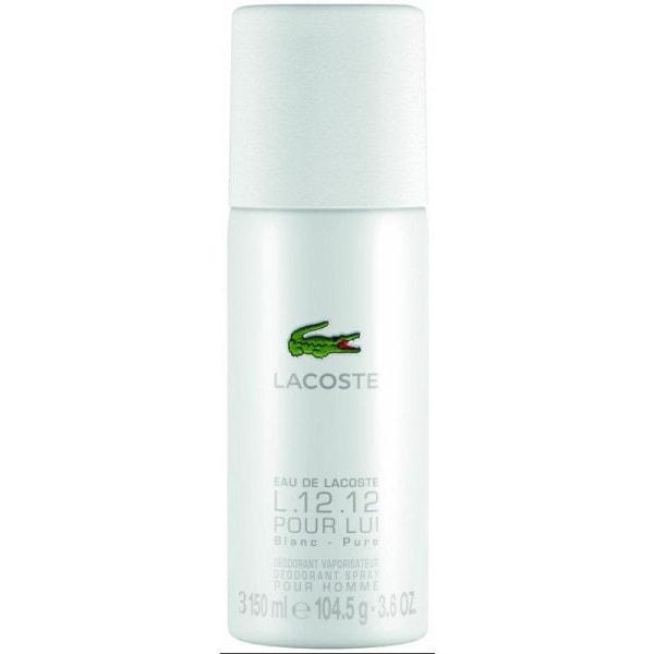 Lacoste Eau De Lacoste Blanc Deo Spray 150ml Transparent