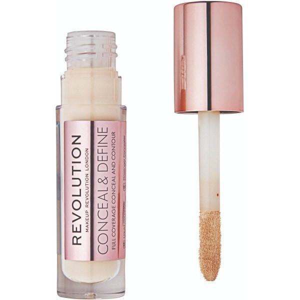 Makeup Revolution Concealer And Define C2 Transparent
