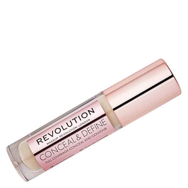 Makeup Revolution Concealer And Define C4 Transparent