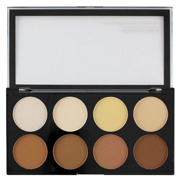 Makeup Revolution Iconic Lights & Contour Pro Transparent