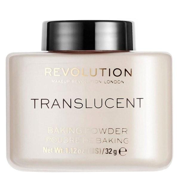 Makeup Revolution Loose Baking Powder Translucent Transparent